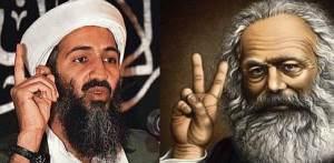 bin Laden - Marx